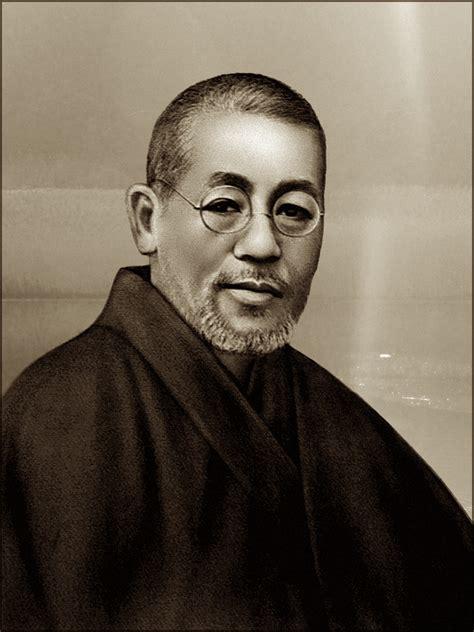 Portrait du fondateur du Reiki Mikao Usui